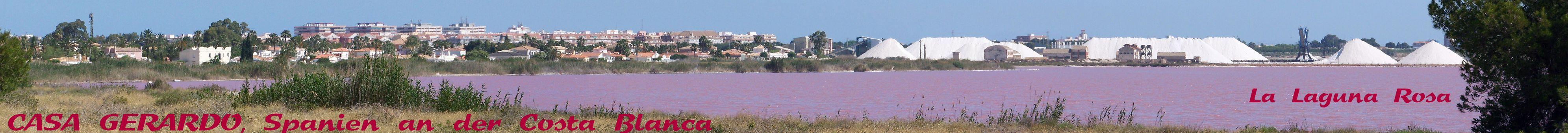 CASA GERARDO bei Torrevieja in Spanien